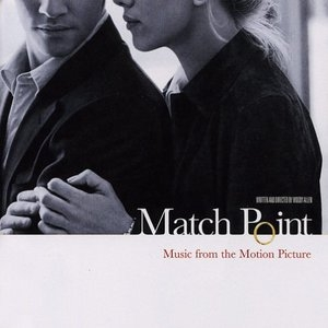 Match Point: Music From The Motion Picture album cover