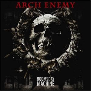 Doomsday Machine album cover