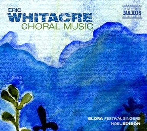 Eric Whitacre: Choral Music album cover