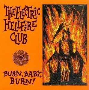 Burn Baby Burn album cover