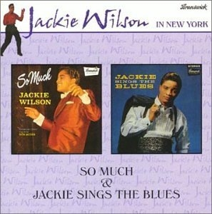 So Much-Jackie Sings The Blues album cover