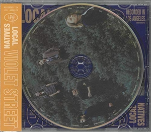 Violet Street album cover