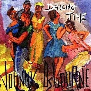 Dancing Time album cover