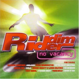 Riddim Rider: No Vacancy album cover