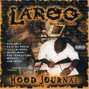 Hood Journal album cover
