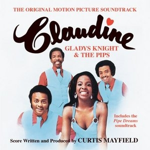 Claudine: The Original Motion Picture Soundtrack (Includes Pipe Dreams) album cover