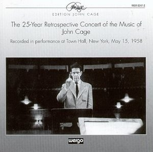 Cage: 25 Year Retrospective Concert album cover
