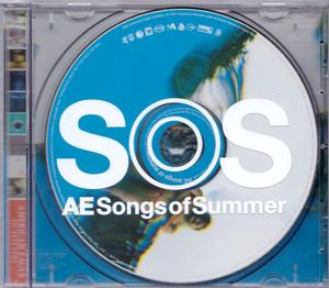 AE Songs Of Summer album cover