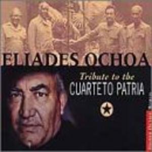 Tribute To The Cuarteto Patria album cover