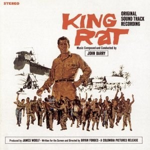 King Rat: Original Sound Track Recording album cover