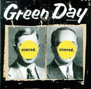 Nimrod album cover
