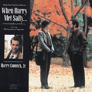 When Harry Met Sally (Music From The Motion Picture) album cover