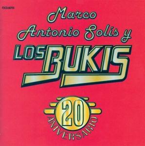 20 Aniversario album cover