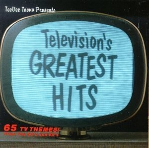 Television's Greatest Hits, Vol. 1: From The 50's And 60's album cover