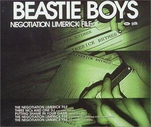 The Negotiation Limerick File (Single) album cover