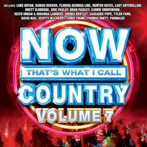 Now That's What I Call Country, Vol. 7 album cover