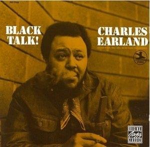 Black Talk album cover