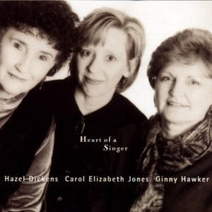 Heart Of A Singer album cover