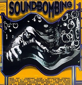 Soundbombing album cover