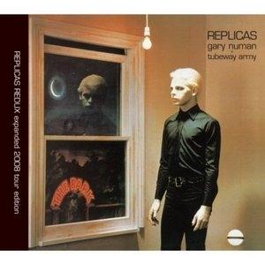 Replicas Redux album cover