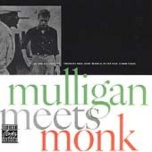 Mulligan Meets Monk album cover