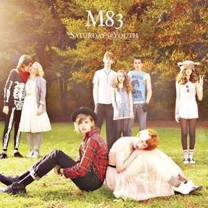 Saturdays = Youth album cover