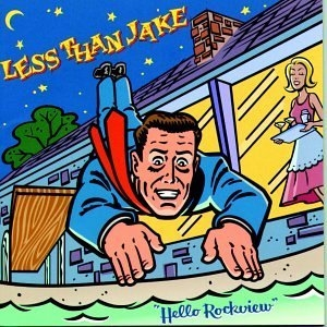 Hello Rockview album cover