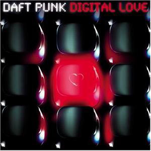 Digital Love (Single) album cover