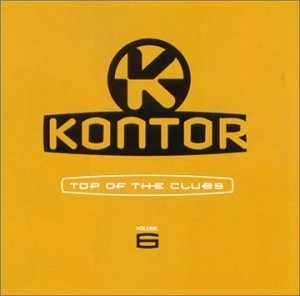 Kontor: Top Of The Clubs Vol.6 album cover