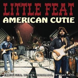 American Cutie album cover
