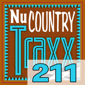 ERG Music: Nu Country Traxx, Vol. 211 (November 2016) album cover