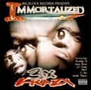 Immortalized album cover