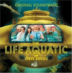 The Life Aquatic With Steve Zissou: Original Soundtrack album cover