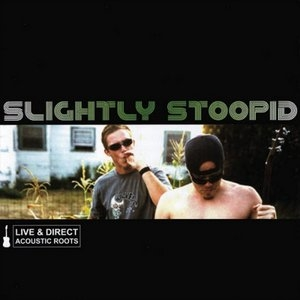 Acoustic Roots Live And Direct album cover