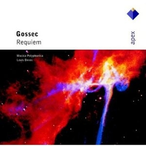Gossec: Requiem album cover