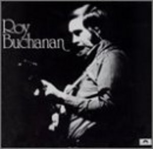 Roy Buchanan album cover