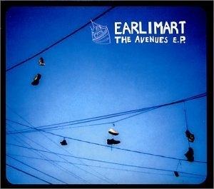 The Avenues EP album cover