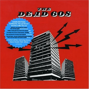 The Dead 60s~ Space Invader Dub album cover