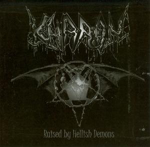 Raised By Hellish Demons album cover
