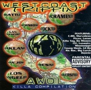 West Coast Trippin' album cover
