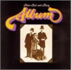 The Peter, Paul & Mary Album album cover