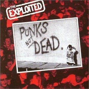 Punks Not Dead album cover