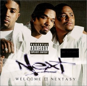 Welcome II Nextasy album cover