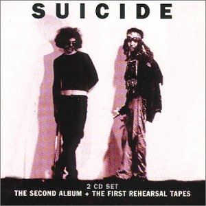 Suicide (Second Album) album cover