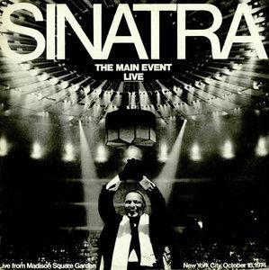 The Main Event (Live) album cover