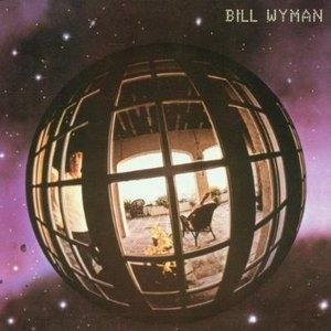 Bill Wyman album cover