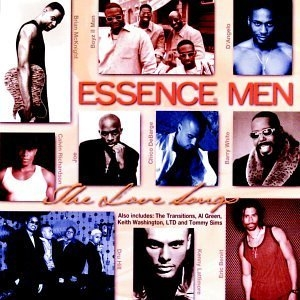 Essence Men: The Love Songs album cover