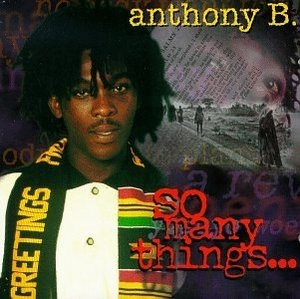 So Many Things album cover