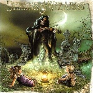 Demons & Wizards album cover