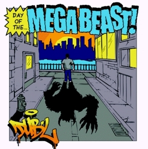 Day Of The Mega Beast album cover